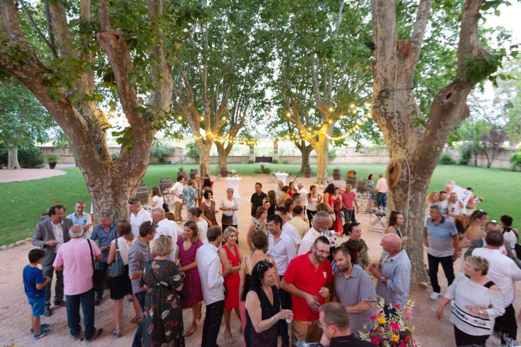 Anniversaire d'entreprise proche d'Aix en Provence
