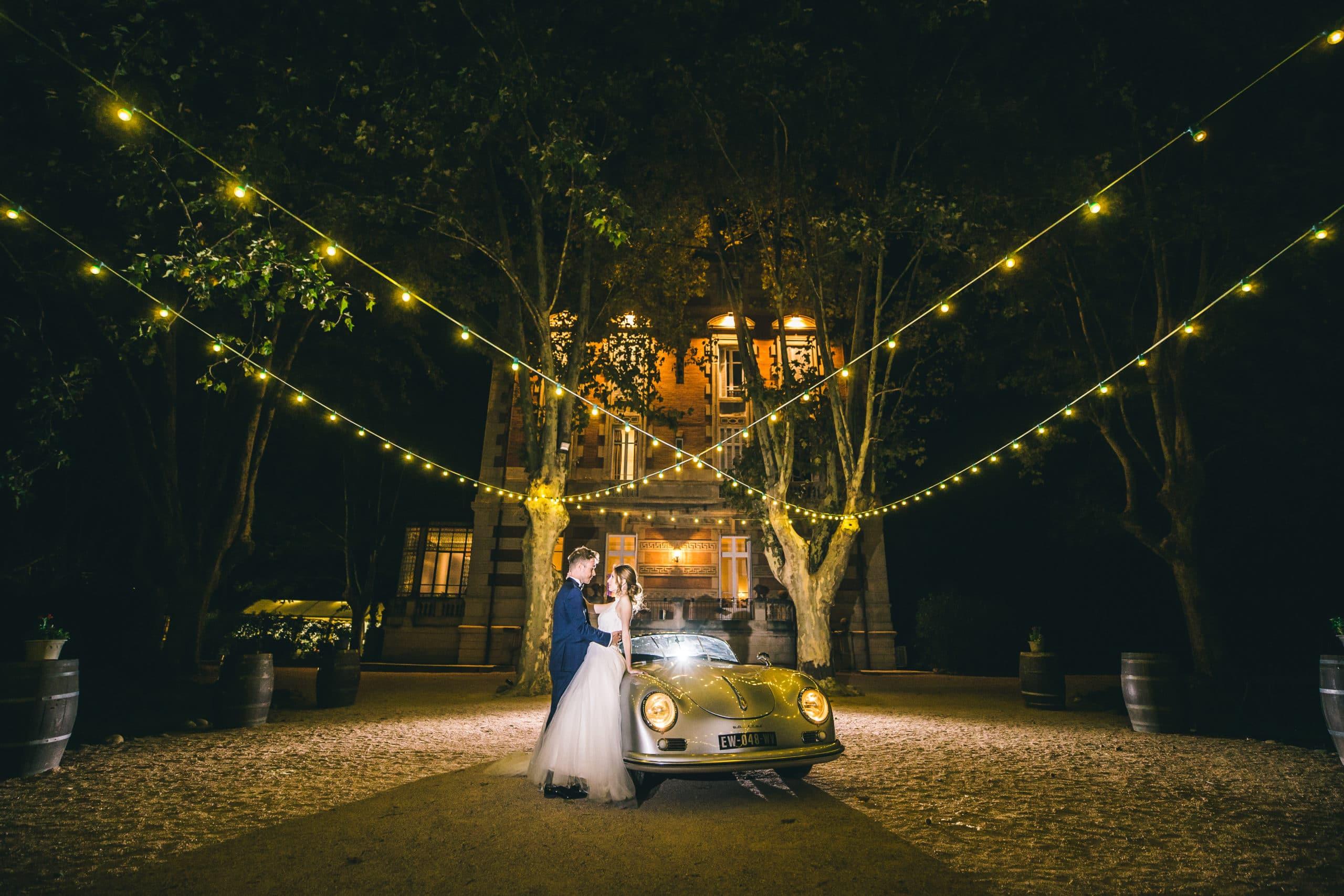 mariage-provence-maries-voiture-porsche-lieu-reception-aix-marseille