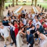 se-marier-provence-2021-lancon-salon-aix-marseille-lieu-reception-chateau-diner-exterieur-platanes