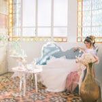 mariee-robe-verriere-mariage-inspiration-chronique-serie-bridgerton-printemps-lieu-reception-provence