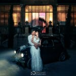 mariage-elegance-provence-maries-chateau-verriere-voiture