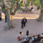 Soirée clientèle proche d'Aix-en-Provence Marseille Salon-de-Provence Château La Beaumetane Société Générale