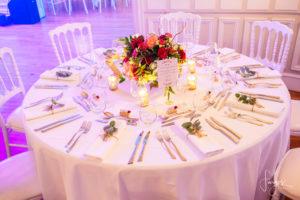 decoration-table-chateau-fleurs-mariage