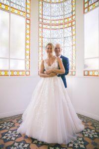 mariage au château la beaumetane aix-en-provence marseille lancon-provence
