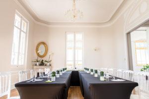 Organiser un événement professionnel au Château la Beaumetane