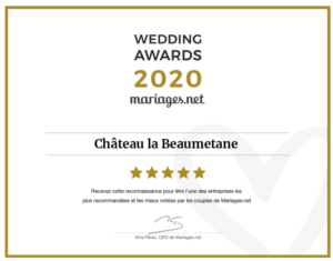 wedding-awards-2020-chateau-la-beaumetane-aix-en-provence-marseille-mariages