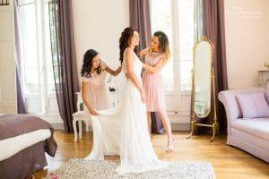 Mariage proche de Marseille