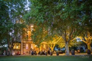 lumières guinguette mariage parc chateau mariage lieu de reception aix en provence marseille salon lançon salle location