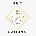 gagnant-national-logo-diplome-ziwa-zankyou-lieu-reception-south-france-provence