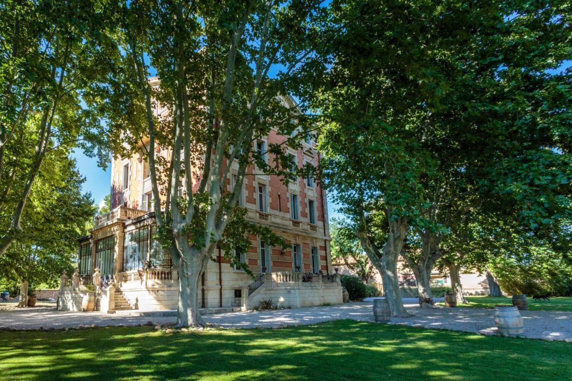 Lieu de réception près d'Aix en Provence